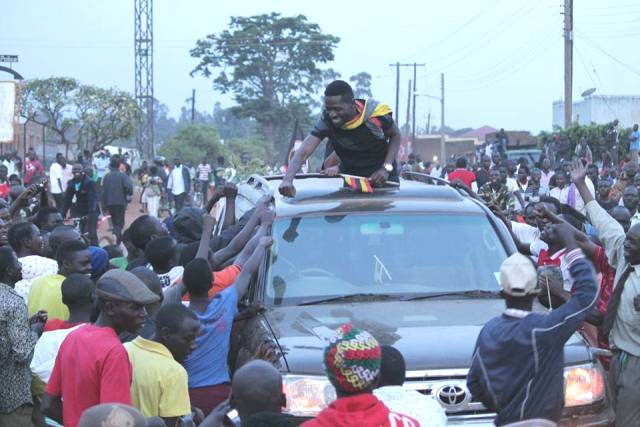 Ugandan music stars become political capital for parties