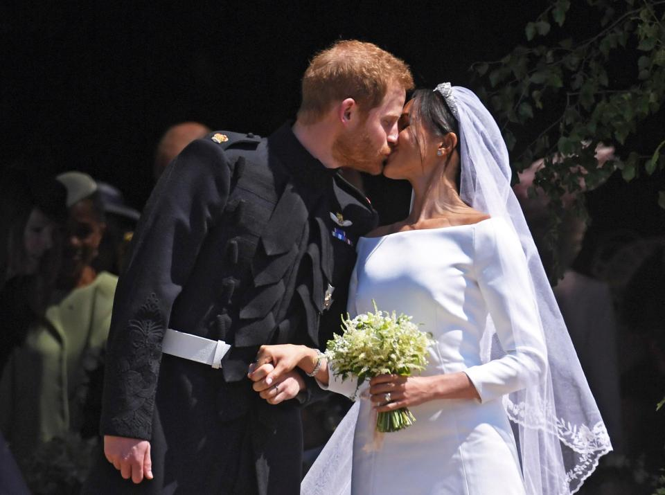Prince Harry's wedding rates among the top ten most expensive weddings of all time