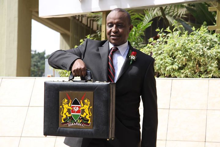 Kenya 2018/19 Full Budget Speech