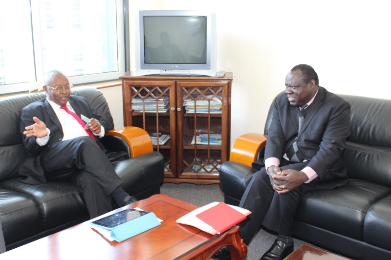 Bazivamo urges EAC Member States to review laws