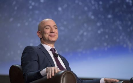 Meet the Richest man on Earth, Jeff Bezos