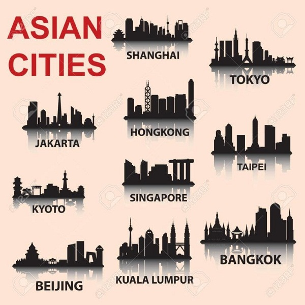 Asian cities dwarf European and American cities in tourists arrivals