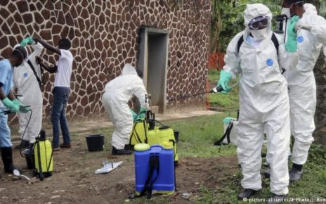 Congo Ebola outbreak compounds already dire humanitarian crisis: A new Ebola outbreak in the conflict zone North Kivu,