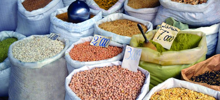 Export prices for cereals, dairy, sugar, meat and vegetable oils decline
