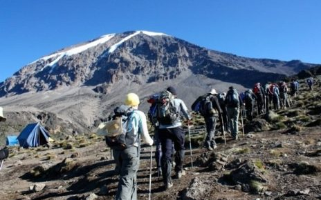 tanzania tourism mountaineers