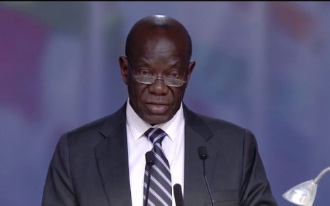 The Vice President of Uganda Edward Kiwanuka Sekandi has commissioned French government funded Nkenda- Hoima transmission line and its associated substations with a call to relevant authorities to ensure that power prices and loses go down.