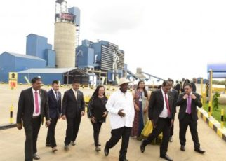 President Yoweri Museveni has commissioned Simba Cement Factory, bringing the number of cement manufacturers in Uganda to four after Tororo Cement Limited, Hima Cement Limited and Kampala Cement Company Limited.