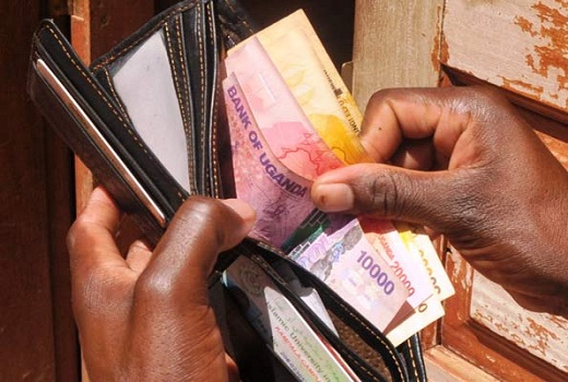 The Uganda shilling posted gains against the U.S. dollar on Tuesday bolstered by end-month inflows from charity organizations alongside low-key corporate demand for the greenback.