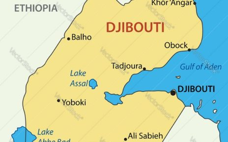 Djibouti lies more than 2,500 miles from Sri Lanka but the East African country faces a predicament similar to what its peer across the sea confronted last year.