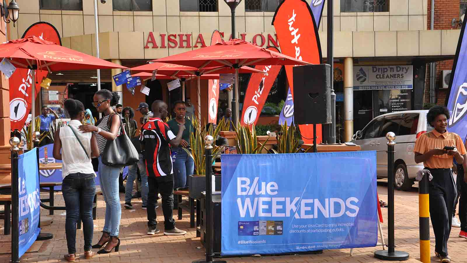 Stanbic Blue Weekends partners with Kampala Fashion Week, Oktoberfest for September