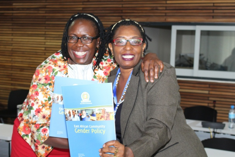 The East African Community (EAC) has launched a gender policy that seeks an inclusive community which guarantees equal rights and opportunities for women and men, boys and girls.