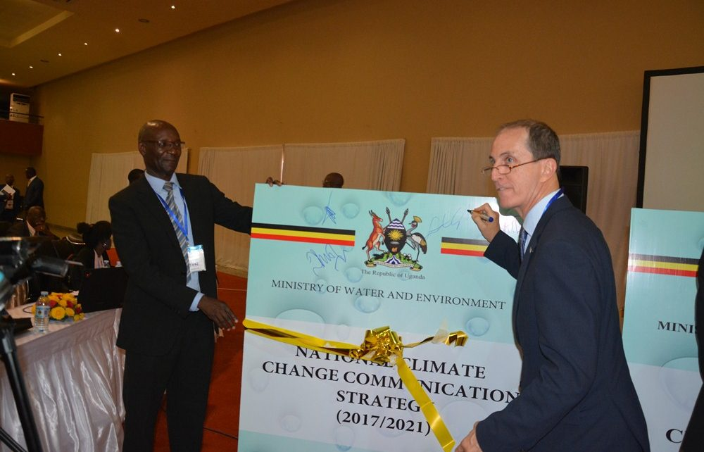 Uganda Unveils Its Climate Change Indicators and Communications Strategy