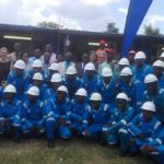 Total E&P has unveiled the first batch of welding students to be trained as part of the welders training programme at Buhimba Technical Institute in Hoima.