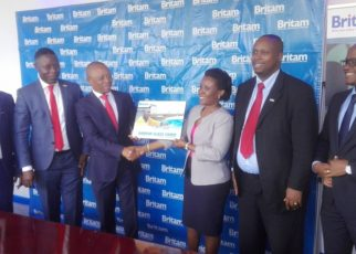 "Britam Insurance Company (Uganda) Limited on Monday this week unveiled a first of its kind product ""Windows Glass Cover"" (WGC)."