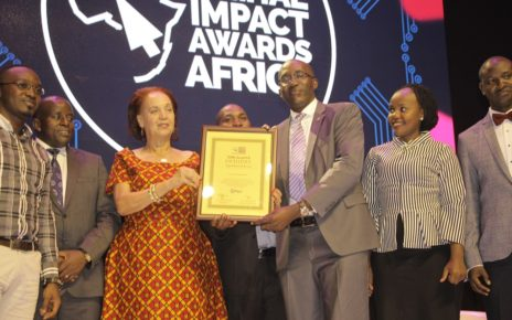 Centenary Bank has won the top Digital Impact Awards Africa (DIAA) accolades for its innovative digital products and approach to digital communication to its customers.
