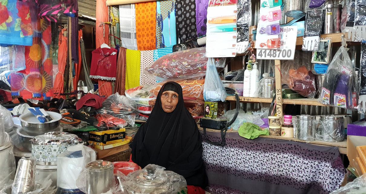 Fauzia is one of the thousands of business people who have benefitted from the MicroDahab scheme