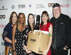 Following the 2017 success, Discovery Channel partnered with the seventh annual Jozi Film Festival once again to spark viewers' curiosity with new