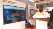MTN Expo concludes with Huawei 's Connected Cow Agricultural Solution taking lead