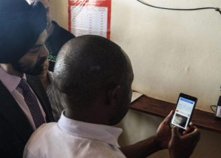 Mastercard in partnership with M-KOPA Solar and Centenary Bank celebrated the first 'pay-as-you-go' QR transaction, which provides a simple and inexpensive way to power the homes and businesses of Ugandans.