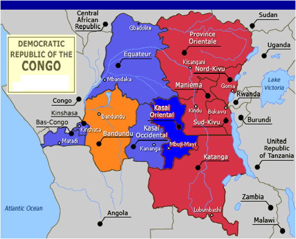 Democratic Republic Of The Congo A Family Business East African