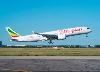 Ethiopian Airlines aircraft