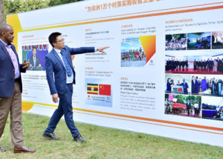 Access to Satellite TV for 10,000 African Villages is a China-Africa Cooperation project which aims to reduce the digital divide in African rural areas by giving villages access to digital television