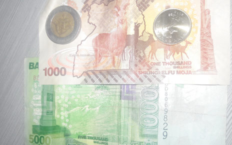The Uganda shilling traded flat versus the U.S dollar on Friday in a calm trading session with little activity on both demand and supply counters.