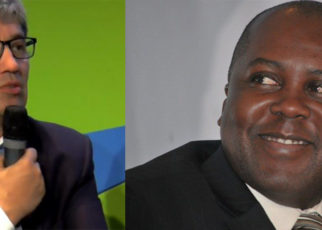Mugo Kibati is Chairman of M-KOPA Solar. Gilles Vermot Desroches is Senior Vice President for Sustainability at Schneider Electric.
