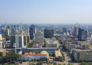 Kenya's capital Nairobi. There is also a less positive outlook in terms of Kenyan consumers immediate-spending intentions