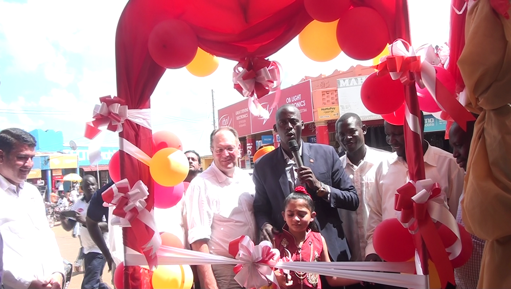 Sadolin opens more Colour Centers with latest in Gulu Municipality