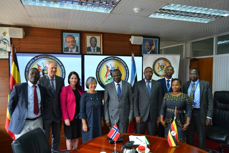 Uganda government and that of Norway have signed an agreement that will strengthen the management of oil and gas in Uganda.