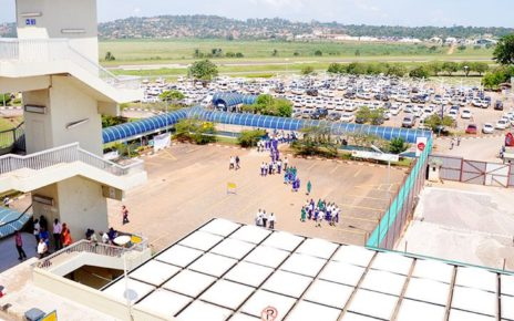 Entebbe International Airport, servicing Uganda's capital, Kampala, welcomed over 1.5 million travellers in 2017