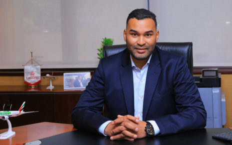 Gemin, whose appointment was effective from December 17, 2018, is now responsible for Emirates' overall business in Uganda.