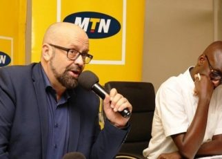 Uganda has deported a French and a Rwandan executive from telecoms group MTN, accusing them of planning to compromise national security, police said in a statement released on Tuesday.
