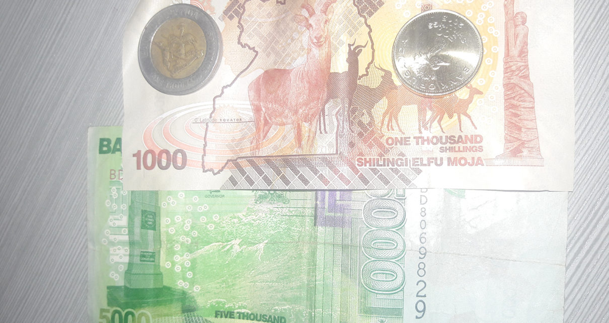 The Uganda shilling was constrained within the 3695-3715 band in yesterday's session, with minimal and balanced activity on both the demand and supply counters.