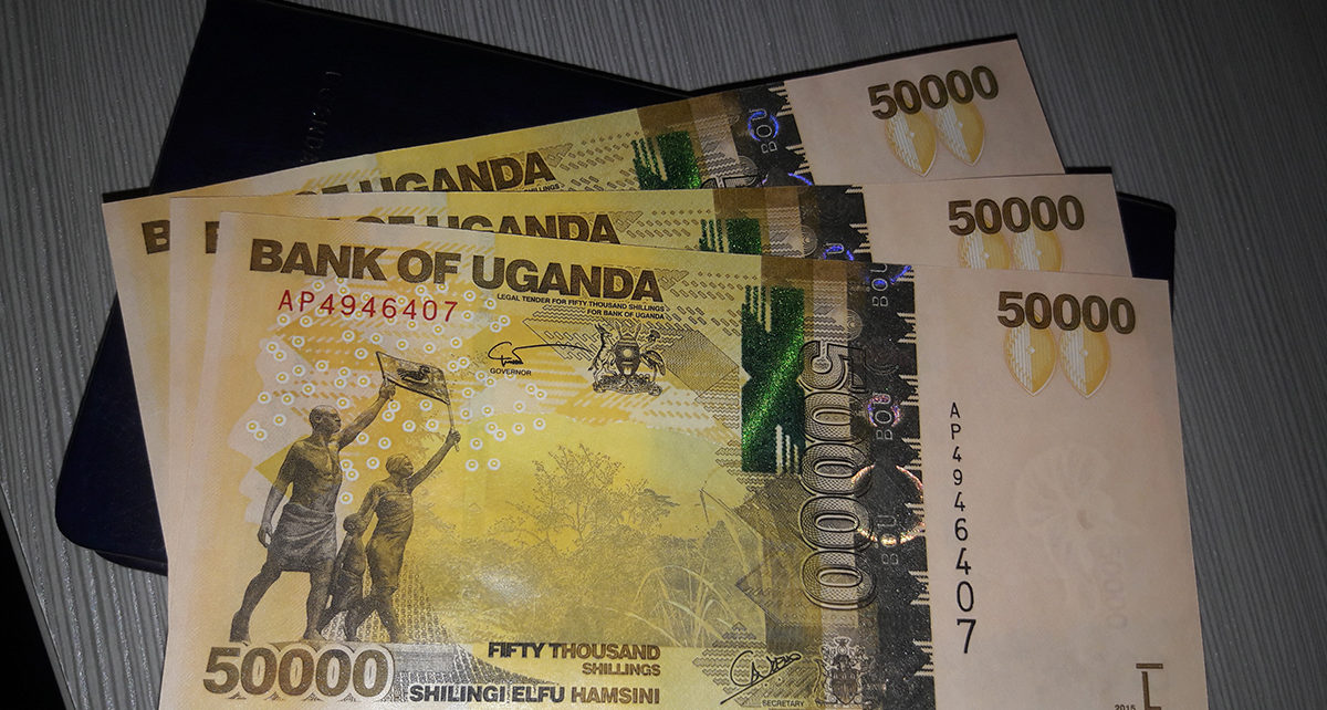 The Uganda shilling continued to trade firmly against the dollar clinging onto previous gains.