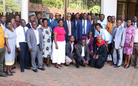 Participants who include key stakeholders in the sector used the meeting to review the current version of the draft Bill