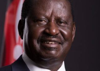 The AU appointed Odinga in October last year as part of the pan-African body's drive to expedite the integration of the continent through infrastructure, in order to promote economic growth and sustainable development.