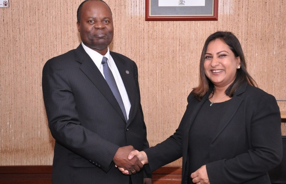 Razia Khan, the Chief Economist, Africa and the Middle East for Standard Chartered Bank has predicted a robust medium-term economic growth for Uganda – with or without first oil – as the government ramps up infrastructure spending.
