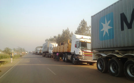 Vehicles with a gross weight of 3,500 kg and more have to be weighed at every weighbridge they pass through.
