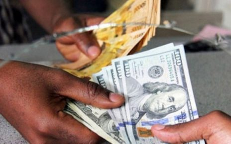 The Uganda shilling edged lower against the U.S dollar on Thursday underpinned by continuous greenback demand from both interbank players and firms in the manufacturing sector.