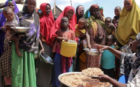 The UN-backed report said sustained and large-scale humanitarian assistance has prevented worse food security outcomes in many areas as of January.