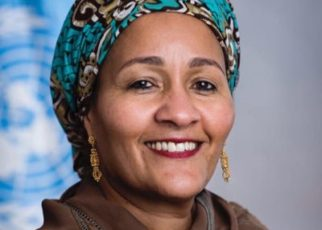Amina J. Mohammed is Deputy Secretary-General of the United Nations and a former Minister of Environment of Nigeria.