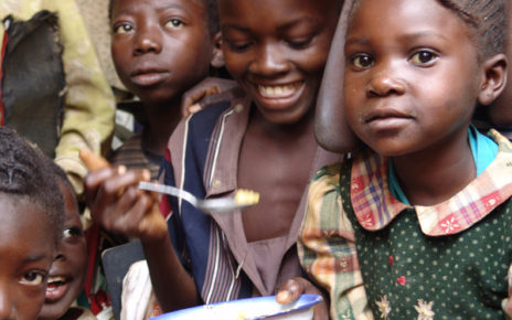 At the regional level, the prevalence of stunting in children under five is falling,