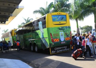Uganda Tourism Board on Tuesday welcomed a contingent of over 250 Israeli nationals who are in the country for a 3-day tour of Uganda.