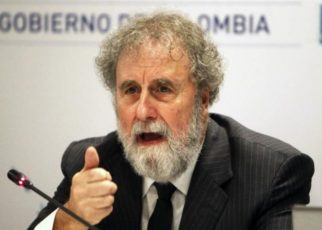 Robert Watson is Chair of the Intergovernmental Platform on Biodiversity and Ecosystem Services (IPBES).