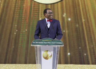 The African Development Bank will double its climate finance commitments for the period 2020-2025, the Bank's President announced at the One Planet Summit that was held in Nairobi yesterday.