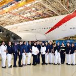 Emirates' female employees make an important contribution to the successful operation of every one of the airline's flights, every day.