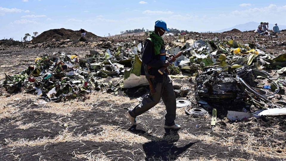 Ethiopian Airlines dismisses New York Times' wrong reporting on crashed aircraft