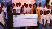 Centenary Bank stakes Ush50million to empower Girl Child Financially